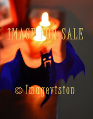 for sale bat and candles