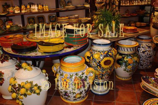 for sale italian ceramics