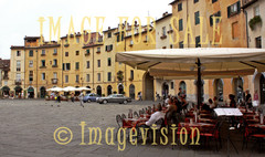 for sale round cosy square in lucca