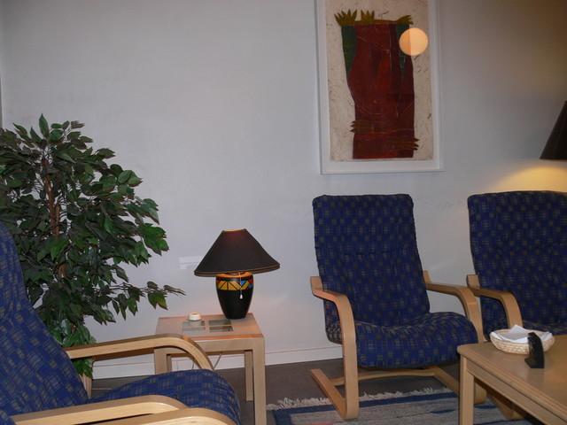 Huoneen INTENSA 2 nurkkaus.