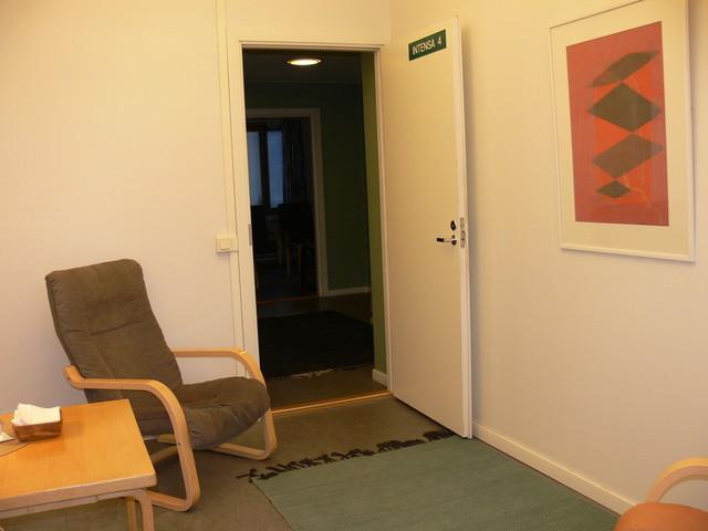 Huoneen INTENSA 4 interiööriä.