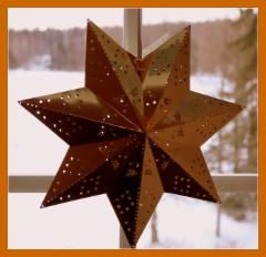 Tähti ikkunalla