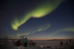 Northern Lights in Näätämö