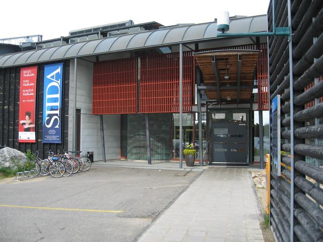 Sámi museum and Nature Centre Siida