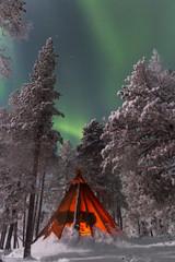 Northern Lights Jan 2014