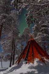 Aurora Camp Inari Lapland