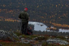 Photographing Inari Ivalo