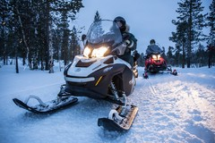 Fell Safari - Snowmobile safari