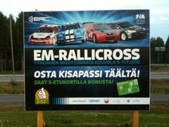 EM-Rallicross 9-11.7.2010