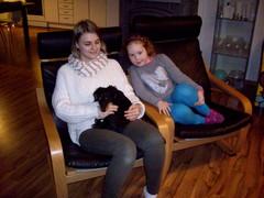 12.4.2014 Amanda, Iida ja Emma