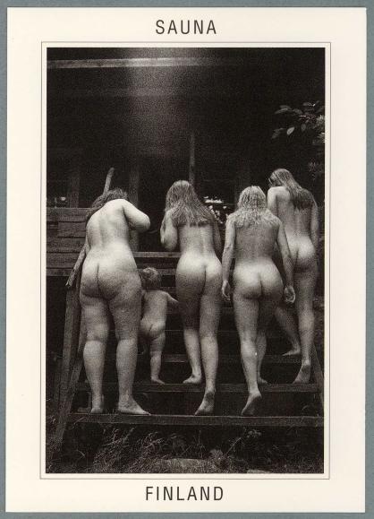 saunassa naisten kanssa Porvoo