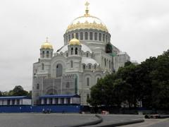 Laivaston kadedraali Kronstadtissa
