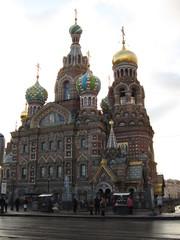 Pietari, kirkko veren päällä