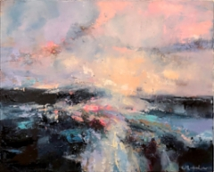 Beyond - 2019 - Oil on canvas - 33 x 41 cm