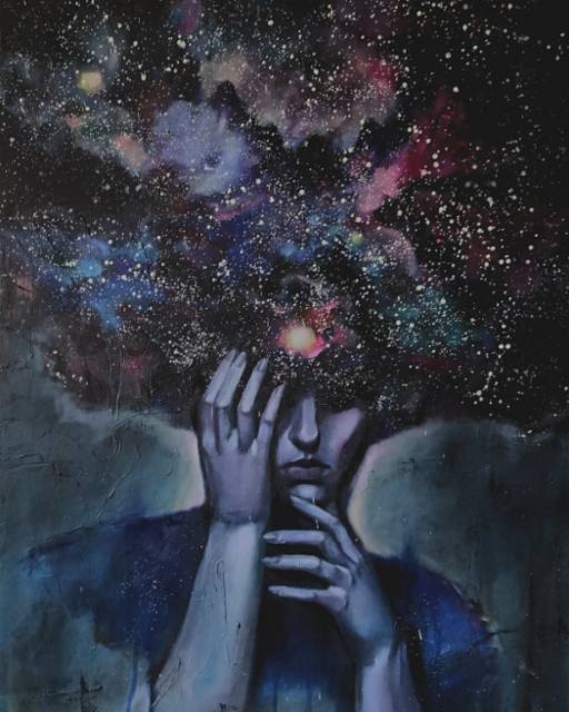 Universe within me IV