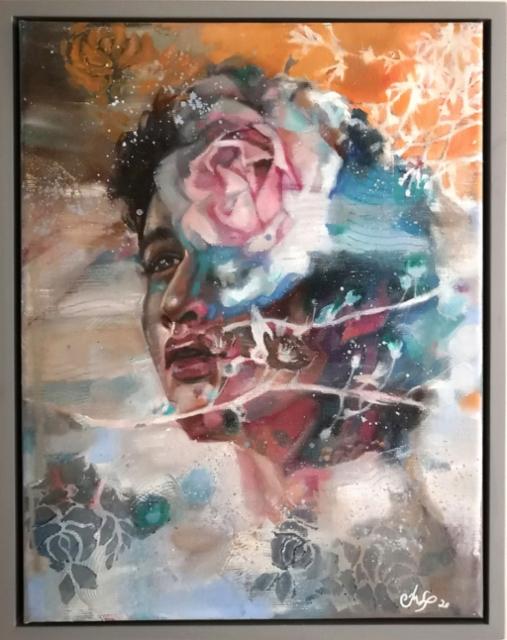 High hopes - 2020 - Oil on canvas - 30x20cm
