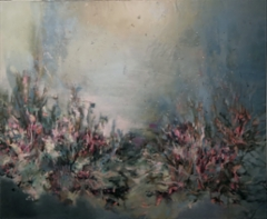 The last coral - 2020 - Acrylic and oil on canvas - 116x140cm - SOLD