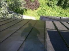 Elaproof-pinnoitetta katolle.