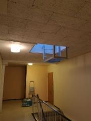 Turvallinen kulku katolle