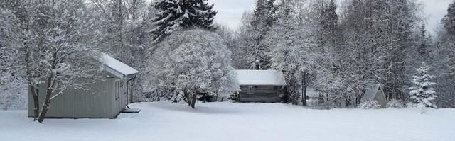 Sivujen yläpalkki, talvi