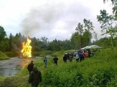 Haurukylän kokolla 2011