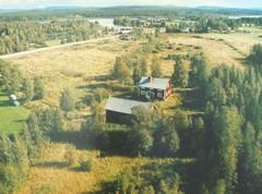 Jarhois, Pajala. Talo kuvattuna vuonna 2005
