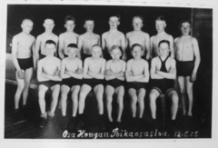Korven Hongan poikapainijoita v.1935