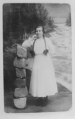 Hilja Kauranen 1910-luvulla