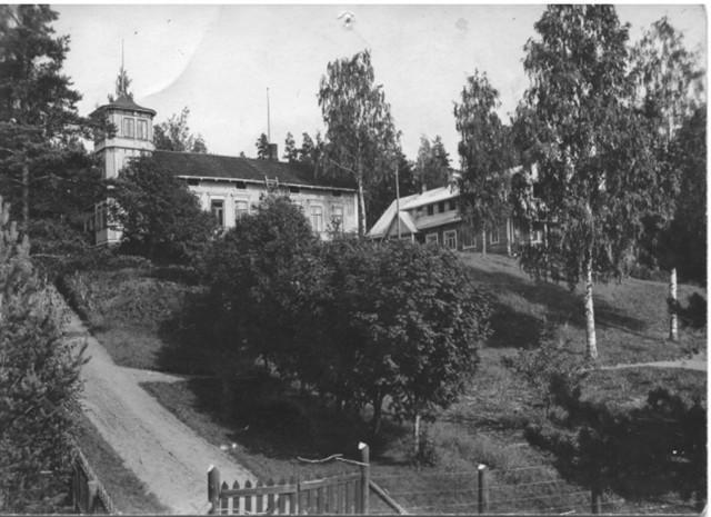Tapiolan Vanhala