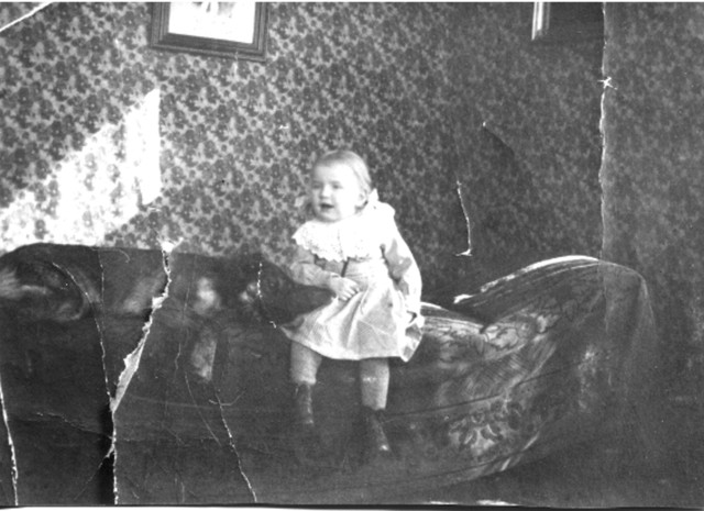 Bertta Tyrmi v 1922