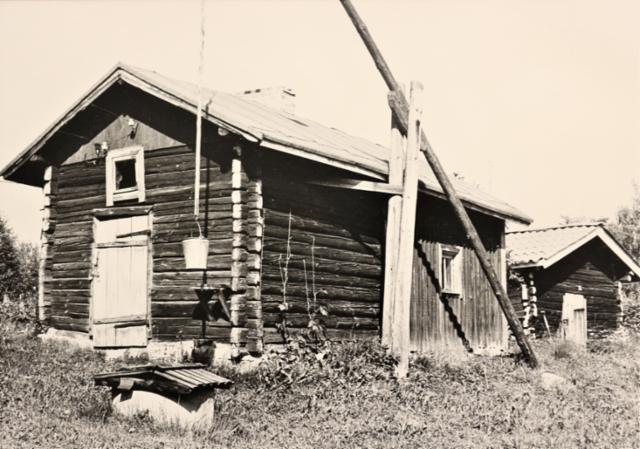 Kalliotalon sauna