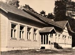 Jänhiälän koulu