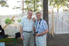 Juha ja Lasse Finska