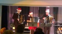 Joulukonsertti Mäkiäistentalolla