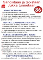 Jukka Gustafsson kuntavaalit Tampere 2017