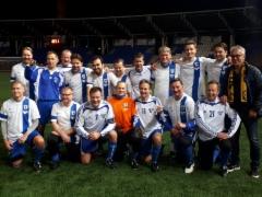 Eduskunnan jalkapallojoukkue 14.11.2018