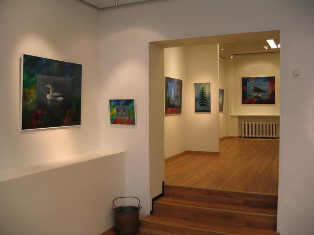 Näyttely Annan Galleriassa 2006