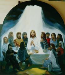 Pedersören kirkon alttarimaalaus