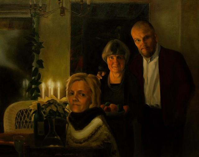 Perhemuotokuva / Family Portrait