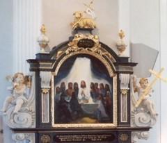 Pedersören kirkon alttaritaulu