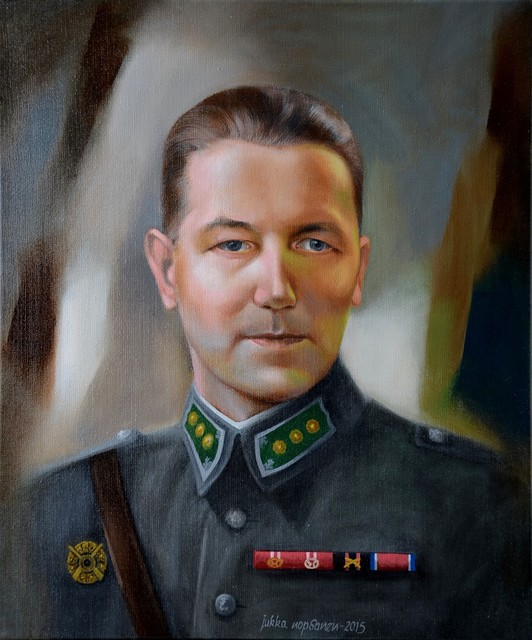 Mannerheim-ristin ritari n:o  29,   Arvo Pentti