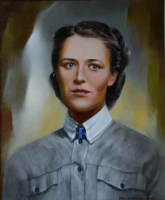 Rouva Margrethe Pentti