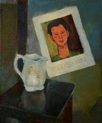 Modiglianiasetelma