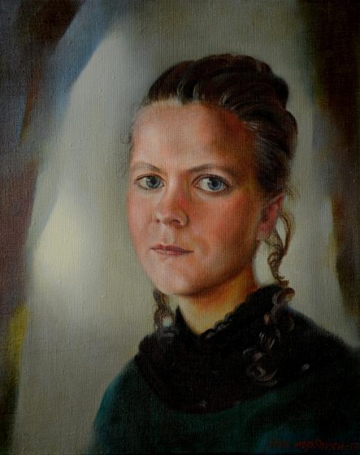 Tytön muotokuva