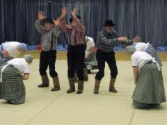 Tanssin riemua