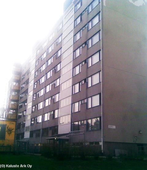 Ostostie, Helsinki