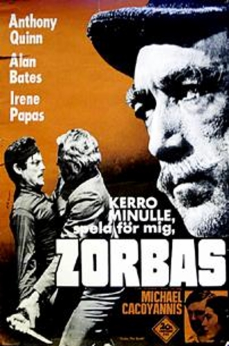 Zorbas Elokuva