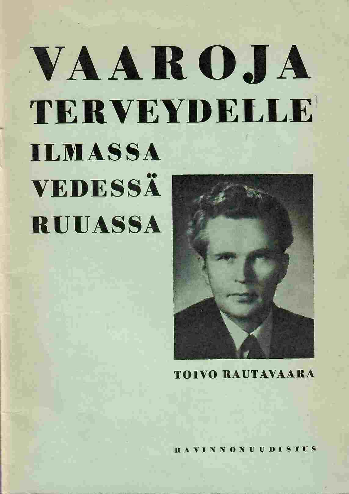 Professori Toivo Rautavaara 100 vuotta