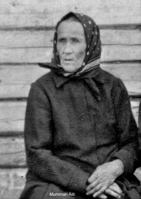 Mumman äiti, Anna