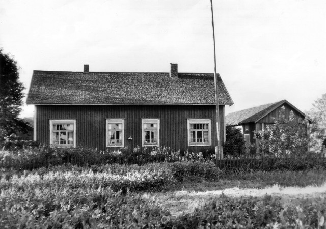 Veljesten koti Sudenkylässä